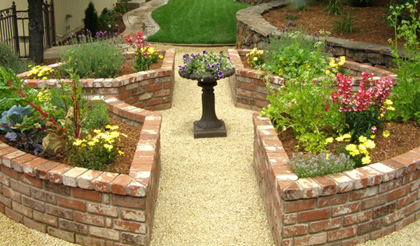 Fine Gardening Beneficial Gardens Design